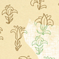 Endpaper to book - ,, Life of Mary, Mother of Jesus
